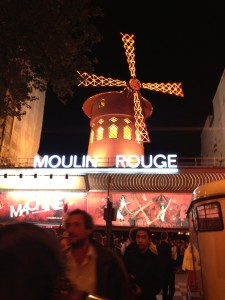 Paris - Mouline Rouge