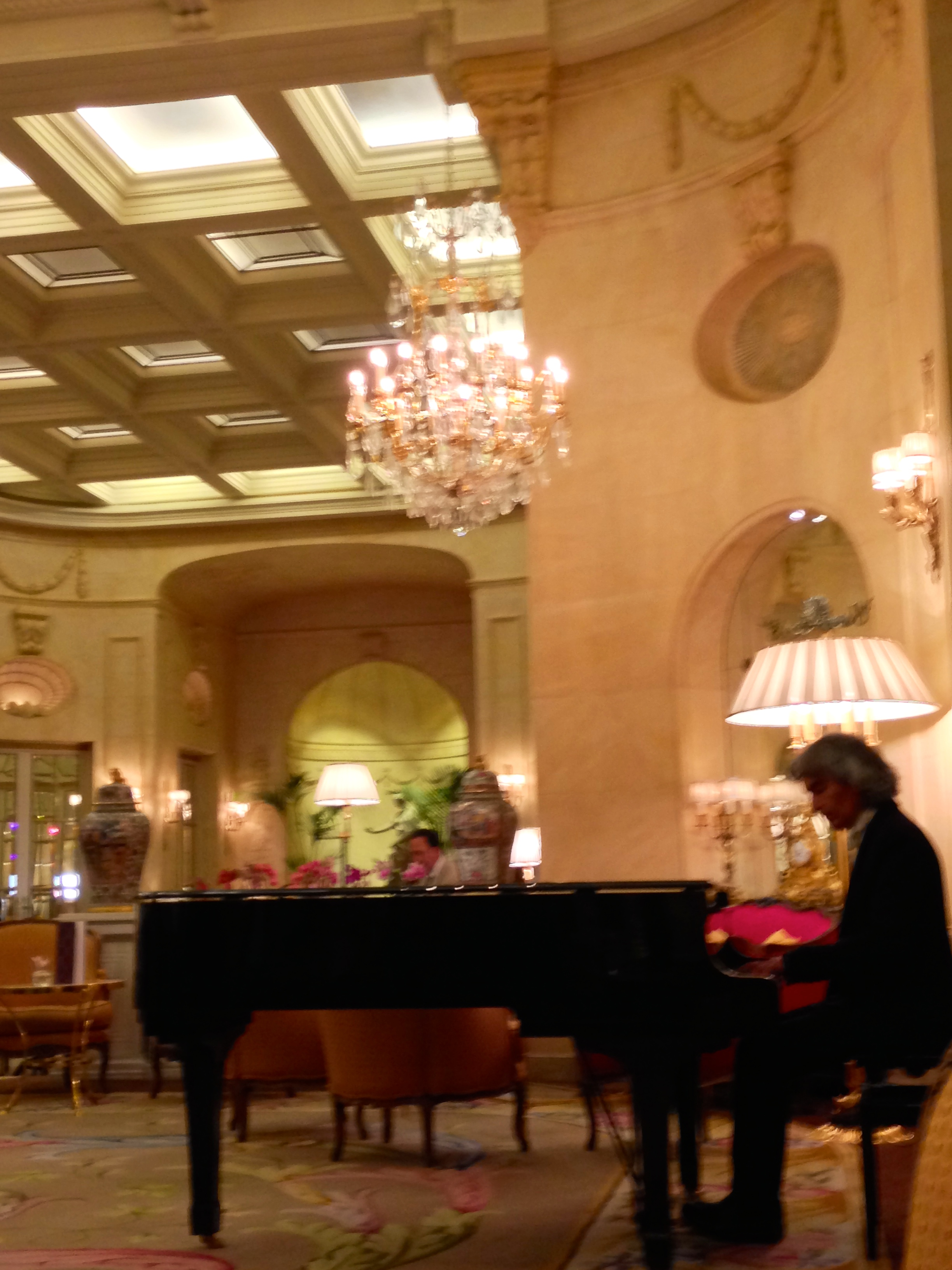 Travelling in Style at Hotel Ritz Madrid Spain  Traveling with